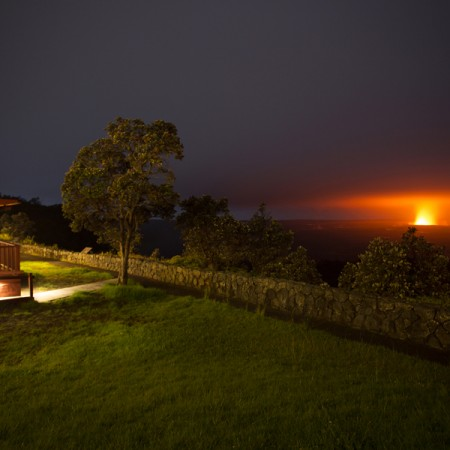 Volcano House Lodge, Volcano, HI