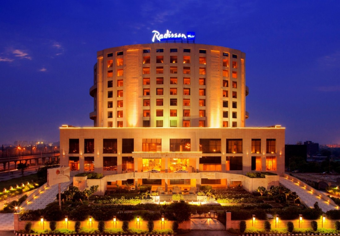 Radisson blu delhi dwarka interline rates for for Radisson hotel