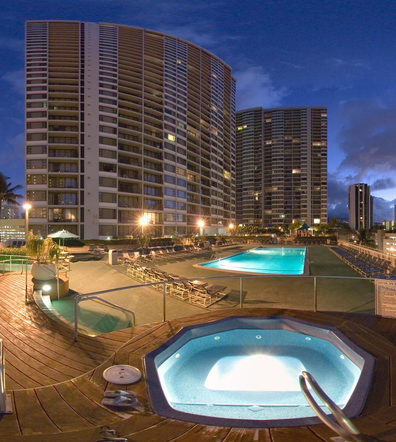 Aston Waikiki Beach Parking Fee