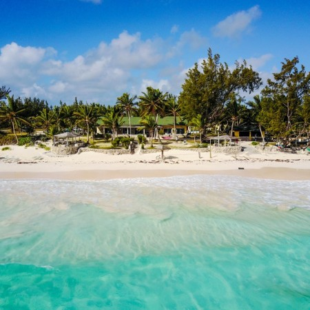 Greenwood Beach Resort Beach