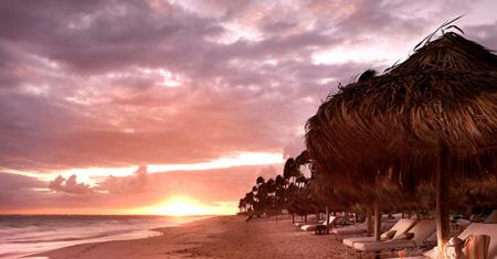 sunsetPPuntaCana-paradisus-resort-Dominican-Republic-cabin-crew-avitaion-id90-crewconnected